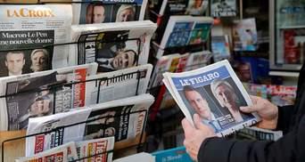 Почему французы на выборах президента предпочли Макрона и Ле Пен