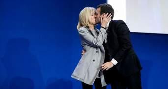 Первый тур президентских выборов во Франции: окончательные результаты