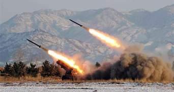 КНДР по-военному отметила знаменательную дату