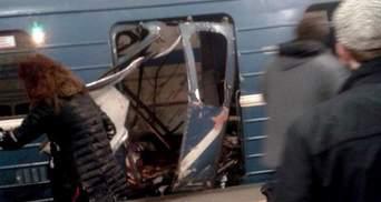 """За терактом в метро Санкт-Петербурга стоят террористы, связанные с """"Аль-Каидой"""""""