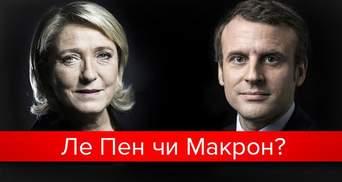 Ле Пен или Макрон: что известно о следующем президенте Франции