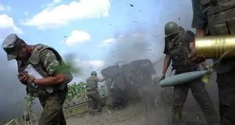 Терористи накрили шаленим вогнем Мар'їнку: є поранені