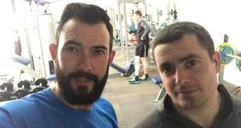 В здоровому тілі – здоровий дух: український священик запустив потужний спортивний флешмоб