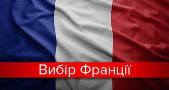 Выборы президента Франции: официальные результаты