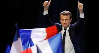 Як Франція та світ реагують на результати президентських виборів у Франції