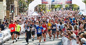 145 тысяч человек приняли участие в благотворительном марафоне Wings For Life