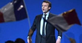 Как завершился второй тур голосования на президентских выборах в Франции