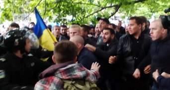 Луценко об избиении ветеранов АТО: Генпрокуратура расследует позорное сотрудничество полиции и титушек