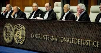 """Суд ООН визначив графік процесу """"Україна проти Росії"""" до 2019 року"""