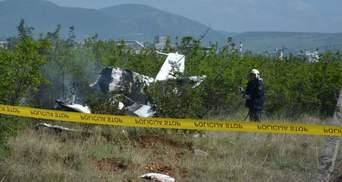 У Боснії і Герцеговині розбився літак: серед загиблих – діти