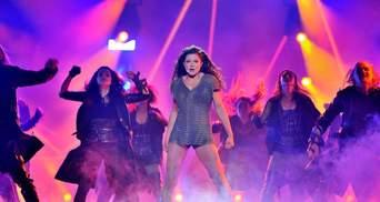 В финале Евровидения-2017 Руслана выступила с эффектным номером : опубликовано фото