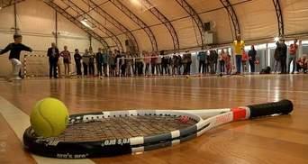 Во Львове состоялся мастер-класс от легенды мирового тенниса