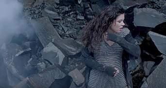 Руслана показала кліп на пісню, яку заспівала у фіналі Євробачення