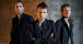 Легендарна рок-група Muse презентувала новий кліп