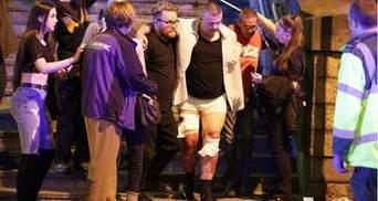 Появилось видео момента взрыва в Манчестере на стадионе