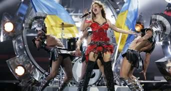 Опальная украинская певица похвасталась подработкой в России