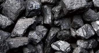 В Україну прибуло африканське вугілля