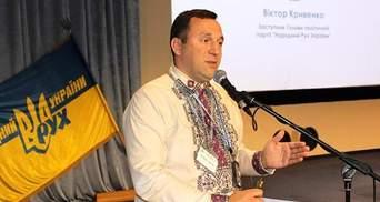 """Головою партії """"Народний рух України"""" став нардеп з фракції іншої політсили"""