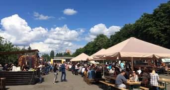 Крафтовое пиво на любой вкус: в столице состоялся масштабный Craft Beer Fest