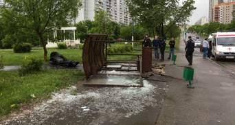 Ураган в Москві. Кількість жертв зростає, серед загиблих дитина