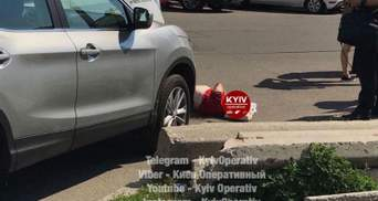 """З'явились фото з місця вбивства  екс-директора """"Укрспирту"""" (18+)"""