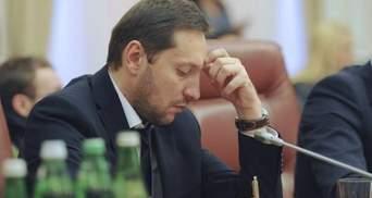 Гройсман відреагував на відставку Стеця
