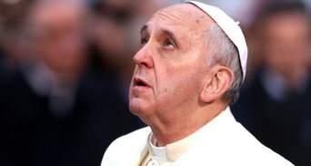 Папа Франциск висловив співчуття через смерть Любомира Гузара