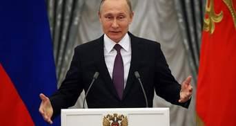 Путін розповів про замахи на себе та якою бачить свою смерть