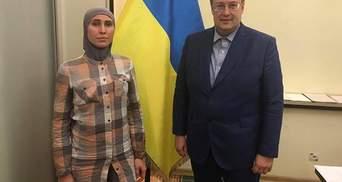 Жена раненого в Киеве российского бойца АТО дала первый комментарий после события