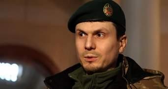 Чеченский доброволец Осмаев за час до покушения в Киеве рассказал, кто на него охотится
