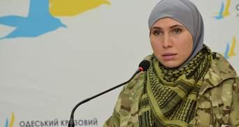 Окуева сообщила страшный прогноз относительно раненого бойца АТО Осмаева