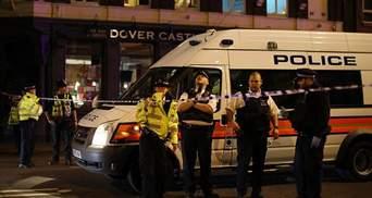 Опубліковане фото ймовірного терориста з Лондона