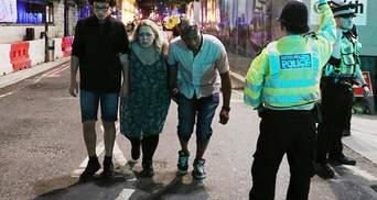 Після теракту в Лондоні до лікарень потрапили майже півсотні людей
