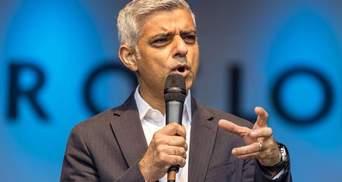 Це був боягузливий напад, – мер Лондона про теракт
