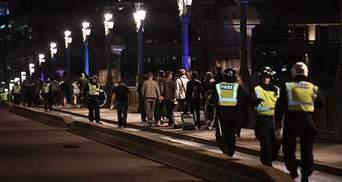 Теракт у Лондоні: як все відбулося
