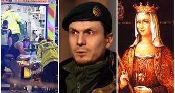 Теракт в Лондоне, покушение на АТОвцев и Анна раздора: главное за неделю