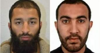 Теракт у Лондоні: поліція назвала імена двох нападників