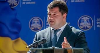 У британському посольстві кажуть, що дали Україні інформацію про паспорт Насірова