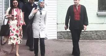 Боец АТО Осмаев вышел из больницы после нападения: появились фото