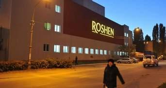 Липецька фабрика Roshen  відмовляється платити штраф в бюджет Росії