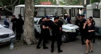 Поліція відреагувала на сутички на концерті Білик в Одесі