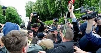 Появились новые детали расследования столкновений 9 мая в Днепре: установлены имена организаторов