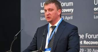 В Минюсте объяснили, где стоит решать проблему с НАПК