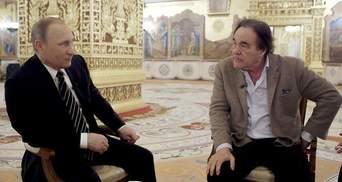 Я просто люблю диктаторов, – Стоун об интервью с Путиным