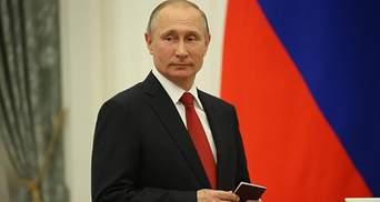 Путін: План щодо дестабілізації взаємин між Україною та Росією – бездоганний
