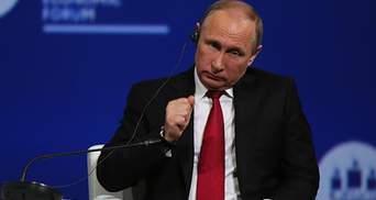 Путін пояснив, чому почалося кровопролиття на Донбасі