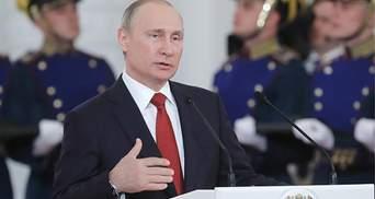 Путін пригадав, чому Кремль так відреагував на приєднання України до євроспільноти