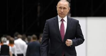 Путін про ядерну міць Росії: Готові відповісти на усі виклики