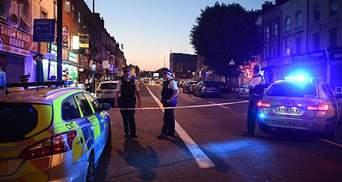 Наїзд фургону на людей в Лондоні: стало відомо про кількість жертв