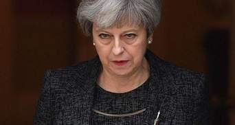 Потенційний теракт, – Прем'єр Британії прокоментувала наїзд фургона на людей в Лондоні